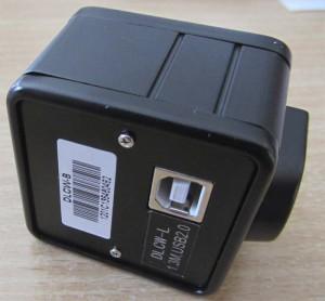 1.3 MP colour camera